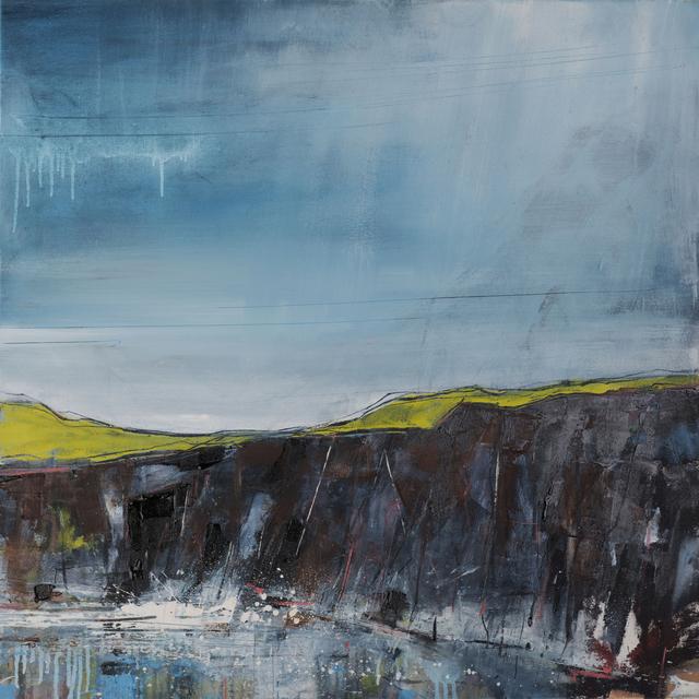 , 'Mothercombe,' 2017, Thackeray Gallery