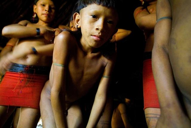 , 'Enawene Nawe,' 2005, Gabarron Foundation
