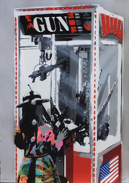 Kurar, 'New Games', 2017, GCA Gallery