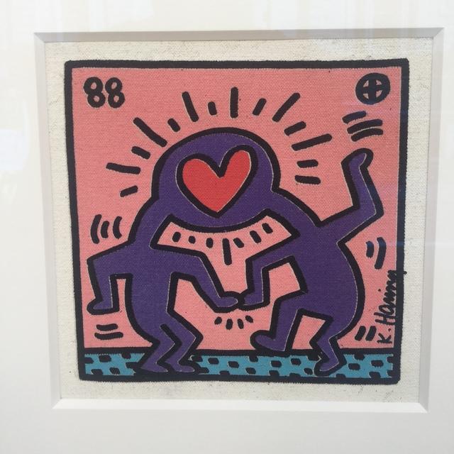 Keith Haring, 'Dr Winkie's Wedding', 1988, Joseph Fine Art LONDON