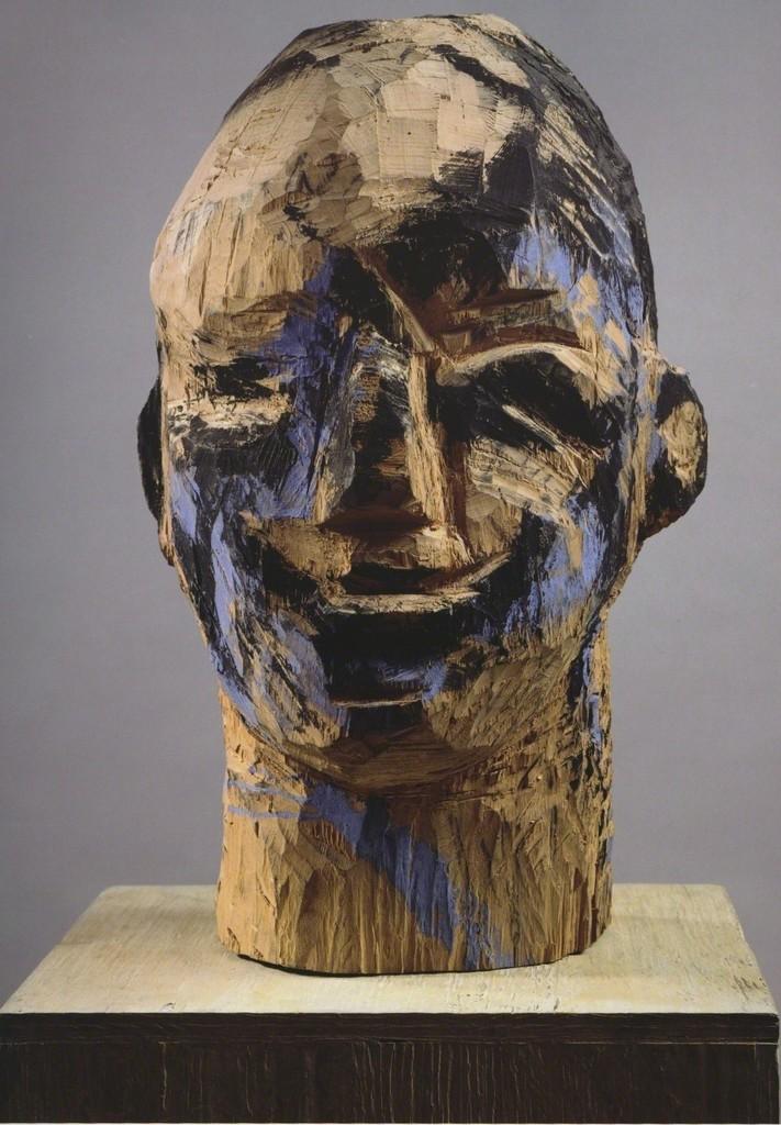 Georg Baselitz, 'Ohne Titel,' 1979-1980, Fondation Beyeler
