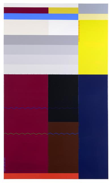 Benjamin Dittrich, 'Perm (2)', 2019, Galerie Kleindienst