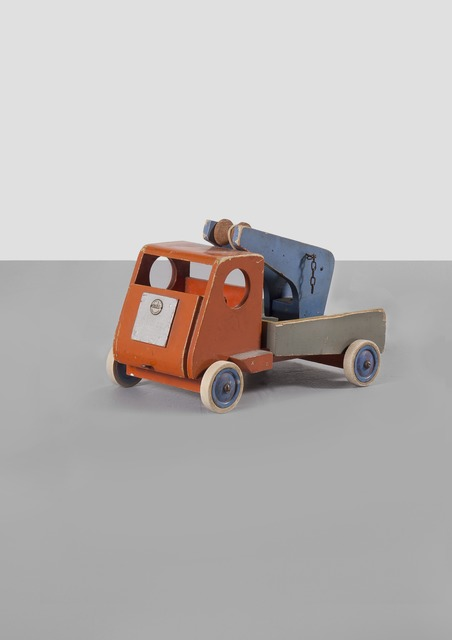 , 'No. 6 Tow Truck,' ca. 1950, Chamber