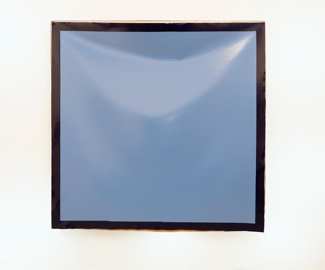 , 'Background (Blue/Dark Blue),' 2017, Galerie Krinzinger