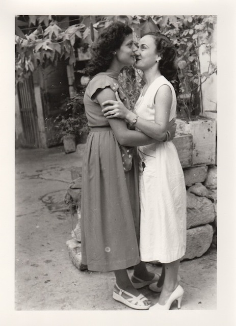 , 'Hashem el Madani Studio Practices - Kissing,' 2014, Sfeir-Semler