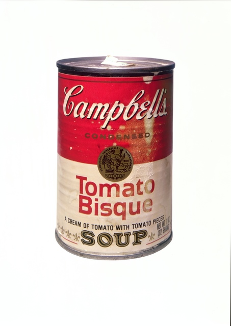 David Gamble, '10yrs Corruption of Art inside a Can', 1997, Hilton Asmus