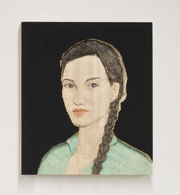 , 'Kopfrelief Frau,' 2017, Deweer Gallery