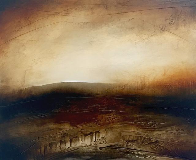 Paul Denham, 'The Oldest Hill - Moorland Abstract Landscape', ca. 2011, Ascot Studios