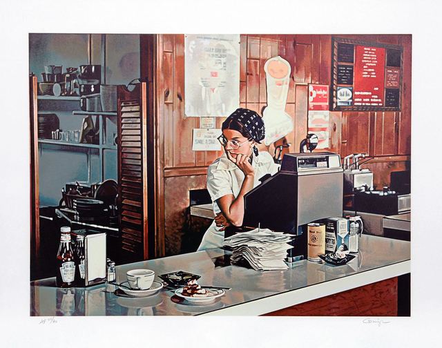 Ralph Goings, 'One Eleven Diner', 1980, RoGallery