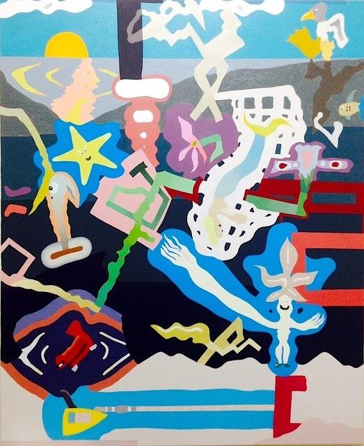 , 'Abyssal Zone,' 2014, Fredericks & Freiser