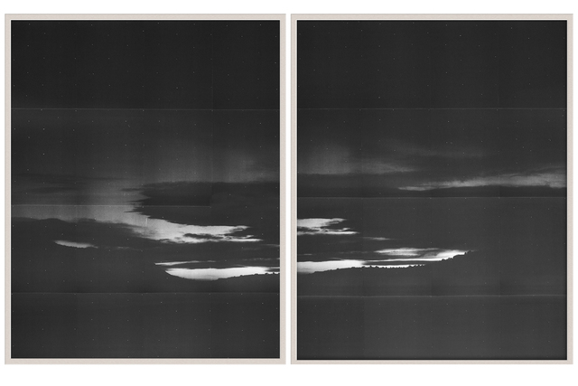 , 'Untitled 1307 p1 and p2,' 2011, Taik Persons