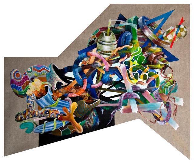 , 'After Denudation 6,' 2016, Ayyam Gallery