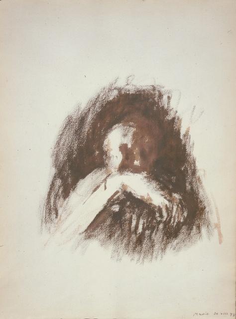 , 'Figura pensosa, 1998,' 1998, Ditesheim & Maffei Fine Art