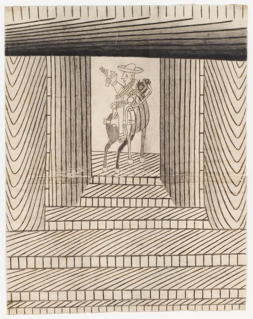 , 'Untitled (Caballero),' ca. 1950, Fleisher/Ollman