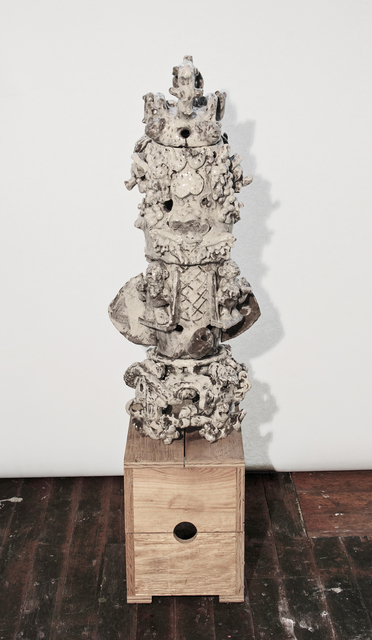 , 'THE MUSHROOM,' 2013, Traver Gallery
