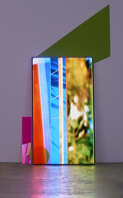 , 'Tesserae 01,' 2017, Johannes Vogt Gallery