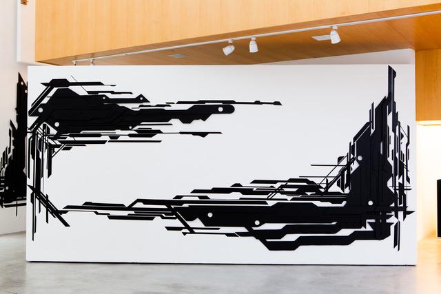 , 'Installation at Zipper Galeria,' , Zipper Galeria
