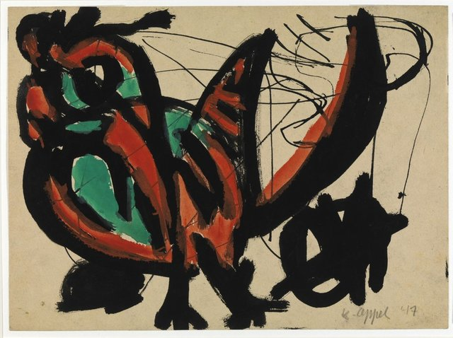 , 'Untitled,' 1947, Jahn und Jahn