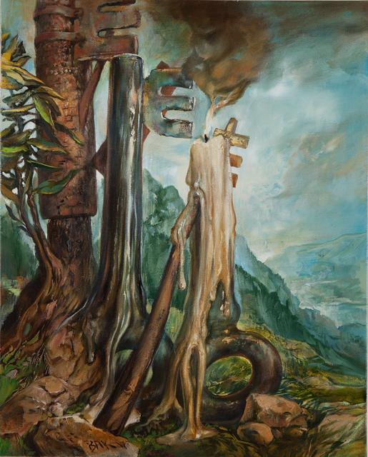 , 'Enlightenment,' 2018, Pucker Gallery