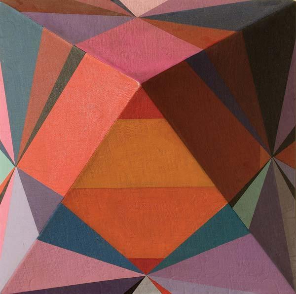 , 'Pirámide,' 1990, Galería de las Misiones