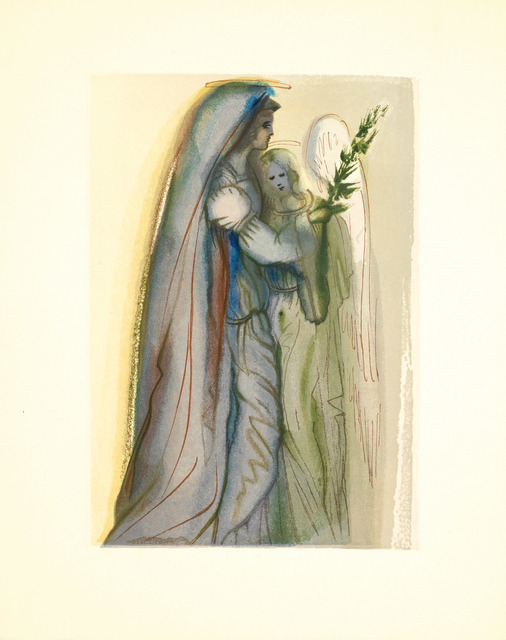 Salvador Dalí, 'Heaven Canto 32 (The Divine Comedy)', 1959-1964, Martin Lawrence Galleries