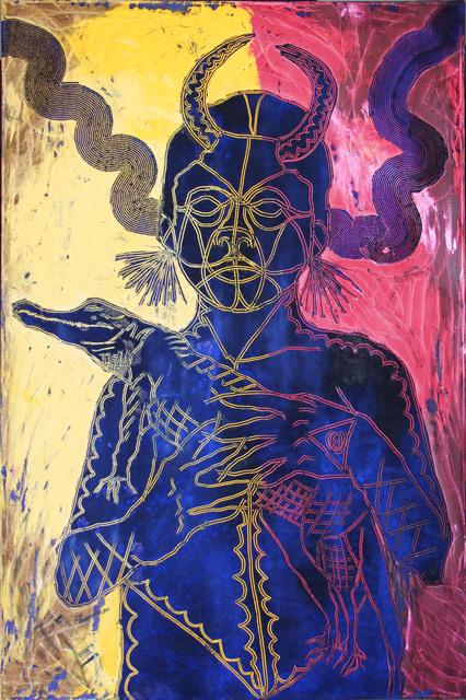 Jose Angel Santiago, 'Gula sa', 2018, Galería Quetzalli