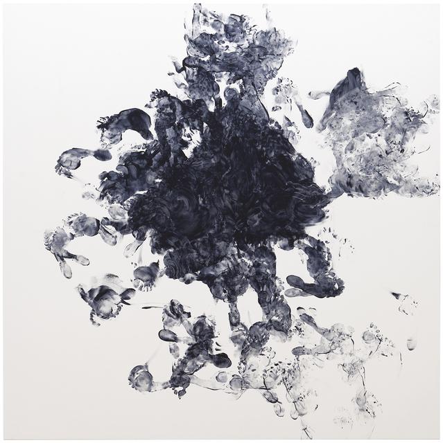 , 'Artémis Fontana, Drunk in Love in Payne Grey,' 2017, Jahn und Jahn