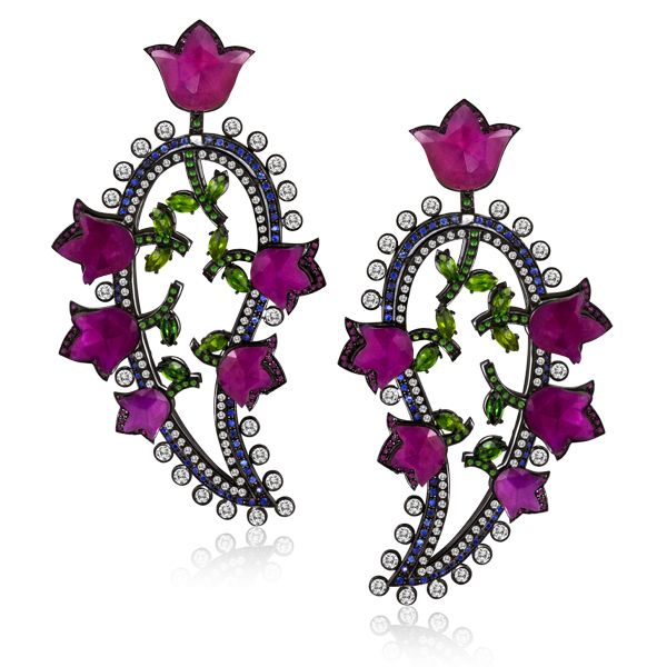 , 'Paisley Earrings,' , Jason Jacques Gallery