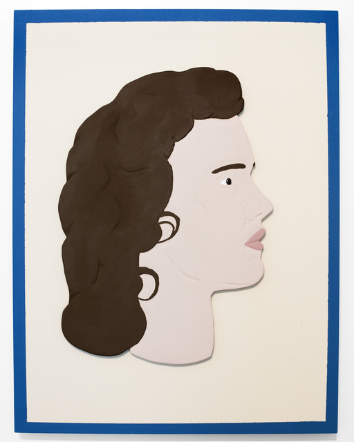 "Oliver Hawk Holden, '""Portrait Series Number Three #1""', 2019, First Amendment"