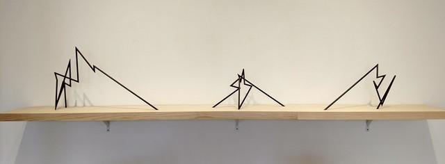 , 'Burns Park Model,' 1997, Michael Warren Contemporary