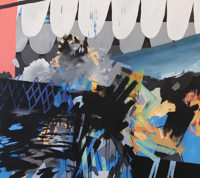 , 'Waves and Diamonds,' 2012, Octavia Art Gallery