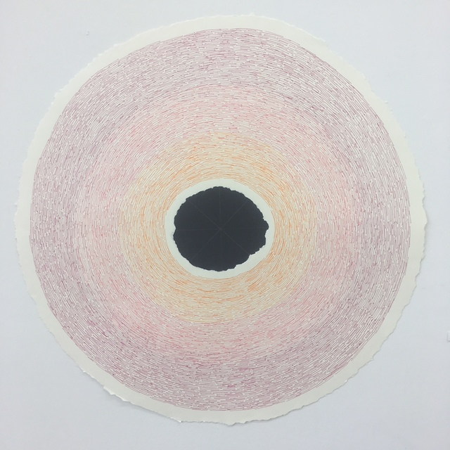 Jose-Ricardo Presman, '6-5', 2018, Drawing, Collage or other Work on Paper, Paper and ink on paper, Amos Eno Gallery