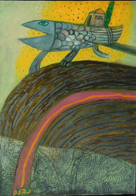 , 'The Journey,' ca. 1990, Dan Gallery