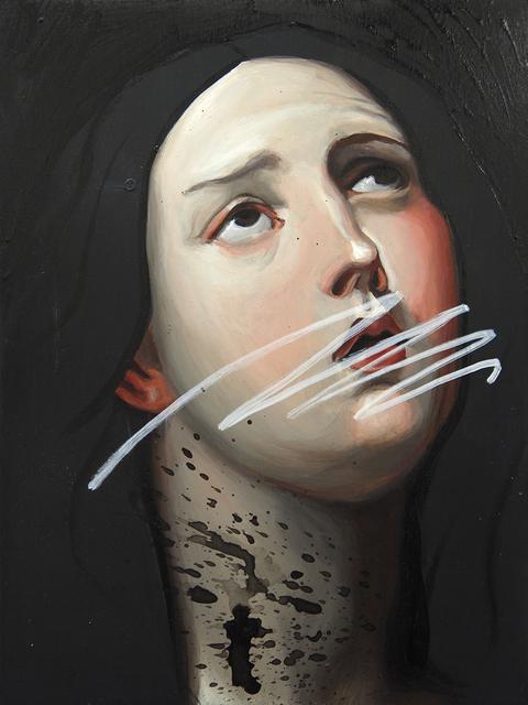 , 'Choke,' 2017, BBAM! Gallery