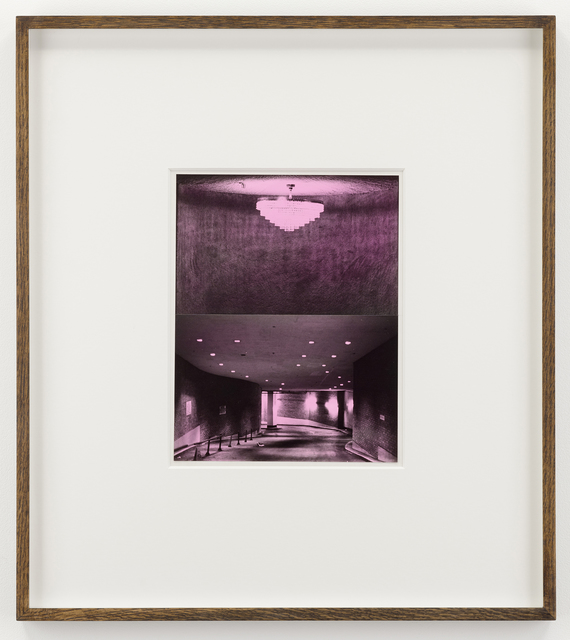 , 'Study for Club,' 1982, Parafin