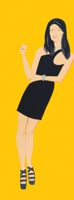 , 'Yi From Black Dress,' 2015, Vertu Fine Art