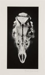 Skull and Rosary