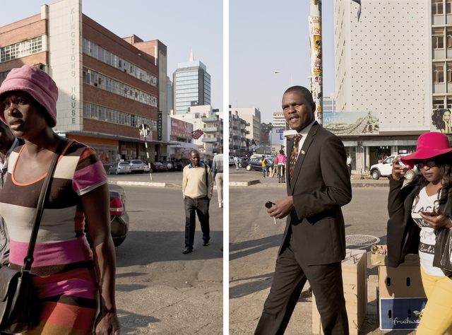 , 'Harare, Zimbabwe,' 2016, Kuckei + Kuckei