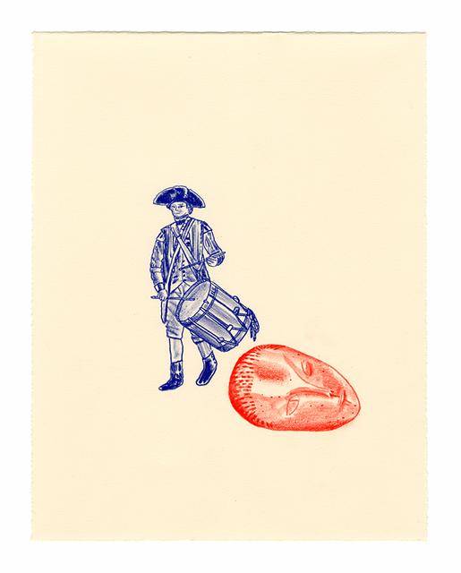 Michael Krueger, 'When a Kiss is Not Enough (Brancusi)', 2016, Haw Contemporary