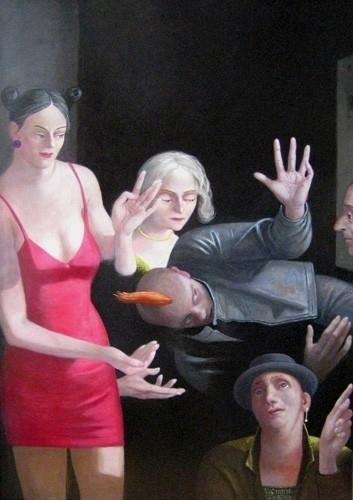 , 'Nachtstück,' 2011, DIE GALERIE