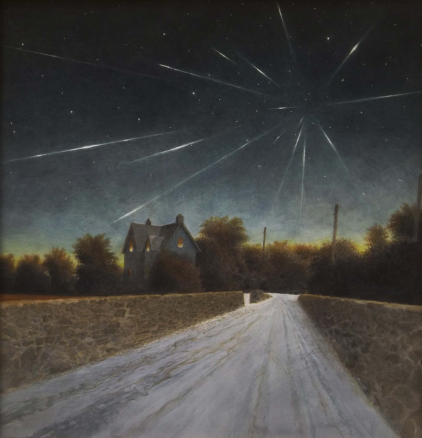 , 'Perseids,' 2015, Somerville Manning Gallery