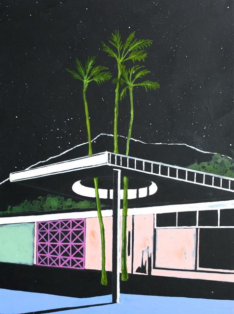 , 'Palms Luminaire ,' 2017, Arusha Gallery