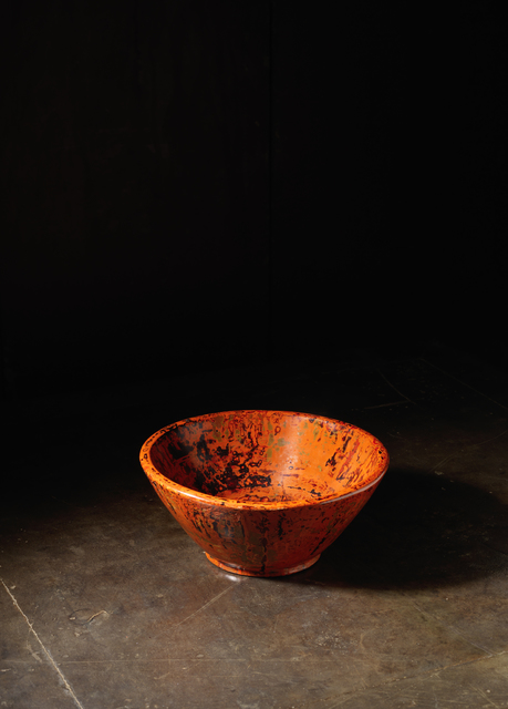 , 'A crafted lacquer bowl, tsukuri kanshitsu bachi,' Japan: 20th century, Rasti Chinese Art