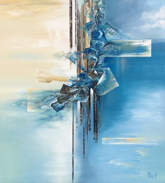 , 'Blue Capri,' , Avran Fine Art