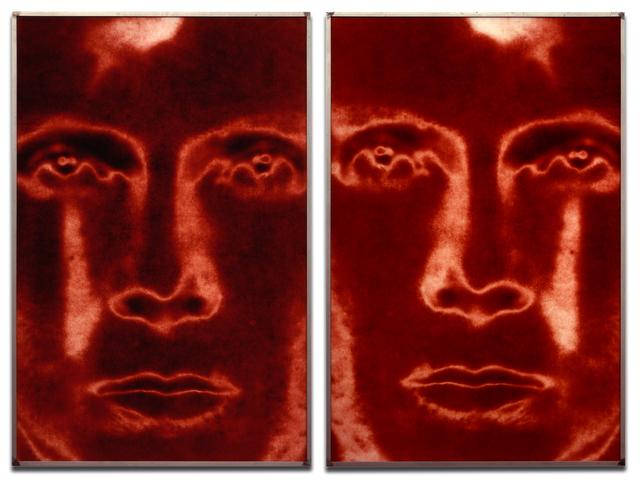 , 'Stauffenberg-Block III/XI,' 1969-1996, L.A. Louver