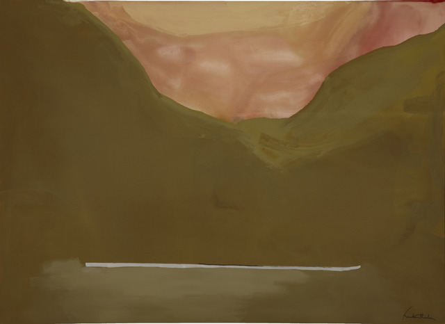 , 'Burnt Norton,' 1972, Helen Frankenthaler Foundation
