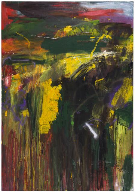 , 'Untitled,' 1993, Galerie nächst St. Stephan Rosemarie Schwarzwälder