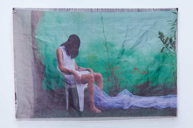 , 'Viaticum VI,' 2016, Jenn Singer Gallery