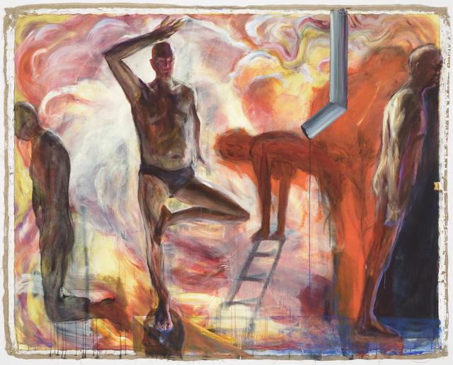 , 'Balance I,' 2015, Temnikova & Kasela