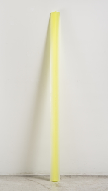 , '3/6/15 (Flo Yellow Leaner),' 2011, Gazelli Art House